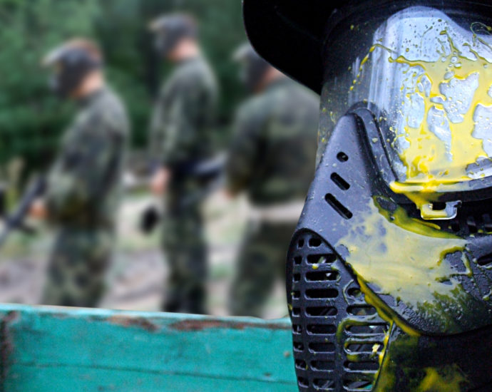 best paintball elbow pads