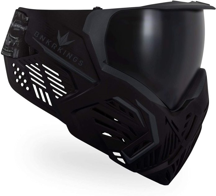 Bunkerkings CMD Paintball Mask Review