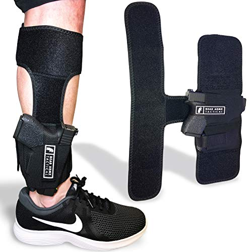 8 Best Ankle Holsters | Buyer's Guide & Reviews | 2021