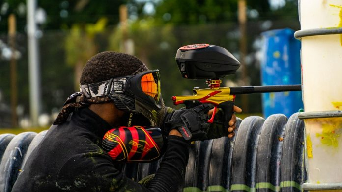 Can Paintball Guns Be Used for Self Defense